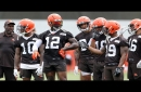 How good is this group of Browns receivers? (video)