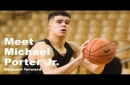 League thinks Cavaliers will draft Michael Porter Jr. if he's there at No. 8