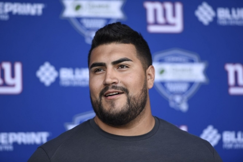 Is the New York Giants' offensive line really better this year?
