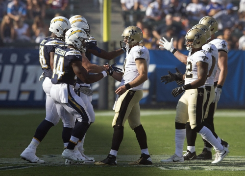 Saints, Chargers to conduct joint practices again this year