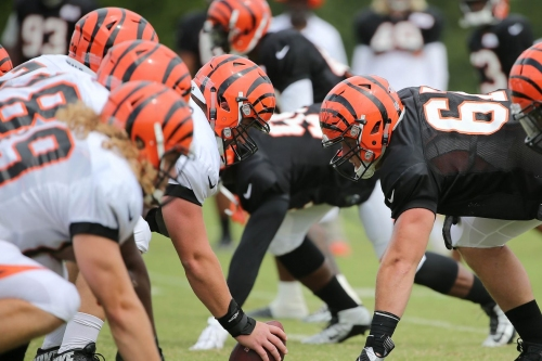 What is the Bengals' biggest roster question heading into summer break?