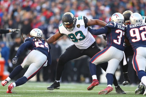 NFL Top 100: Calais Campbell ranked No. 14