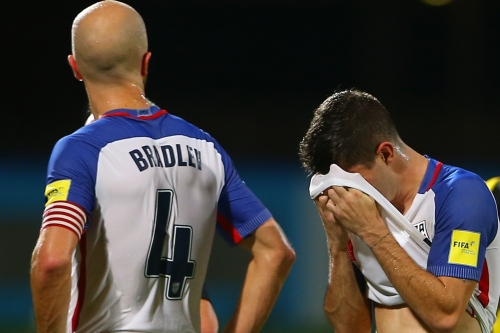 The United States' World Cup failure is looking worse every day