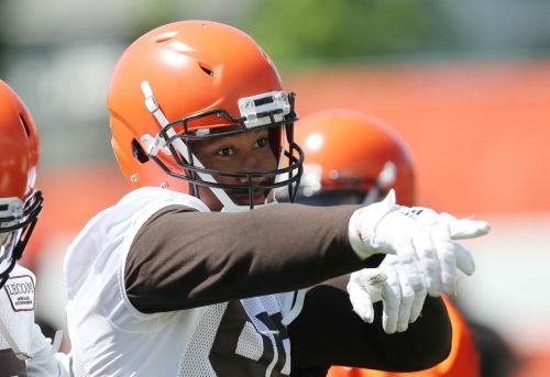 Myles Garrett is the Browns best player, according to Madden NFL 19