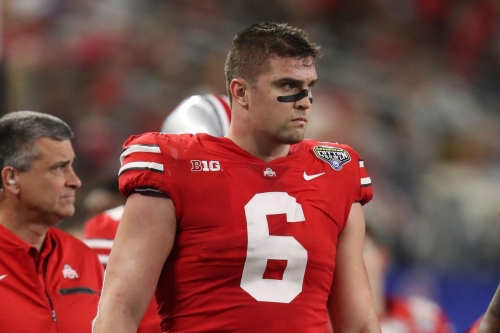 """Marvin Lewis says Sam Hubbard will be part of Bengals' rotation """"very early, right away"""""""