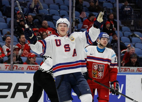 Armed with a family legacy, Brady Tkachuk prepares to make his own name in the NHL