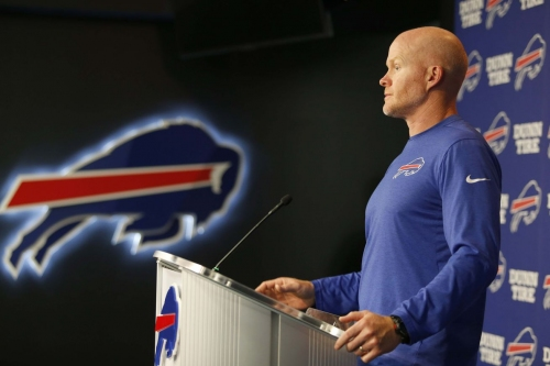 "McDermott addresses the ""Big Nickel"" on the Bills defense"