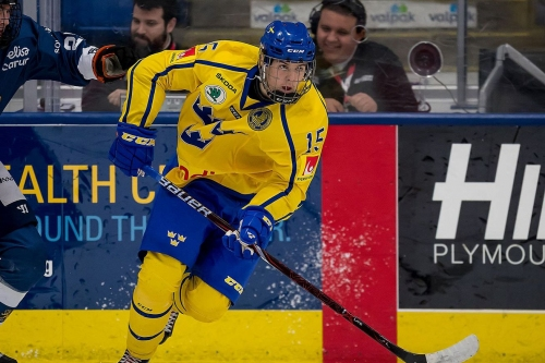 SCoC Draft Profiles: Filip Hållander is a fiesty, competitive forward