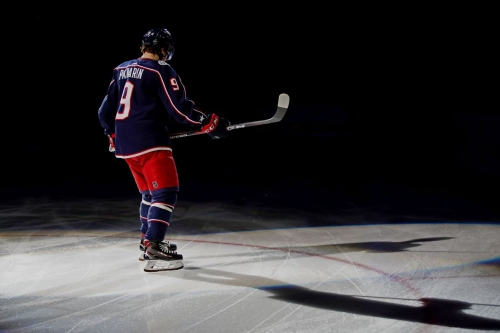Report: Columbus Blue Jackets Testing the Market for Artemi Panarin