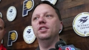 Pacers' Ryan Carr talks draft, Thad Young