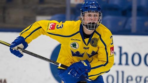 Prospect Of Interest: The 411 on Adam Boqvist