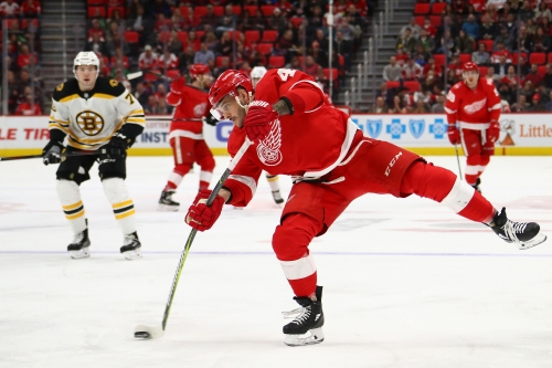 Detroit Red Wings won't give qualifying offer to free agent Martin Frk