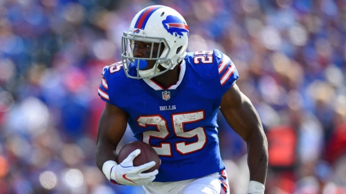 Bills RB LeSean McCoy sets 12,000 rushing yards as new goal