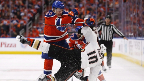 Oilers sign defenceman Matt Benning to a two-year extension