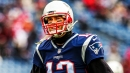 Patriots QB Tom Brady hints that he'll retire at age 45