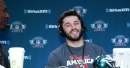 Baker Mayfield has hilarious response to criticism from Colin Cowherd