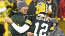 Packers QB Aaron Rodgers now understands Brett Favre's behavior after he was drafted