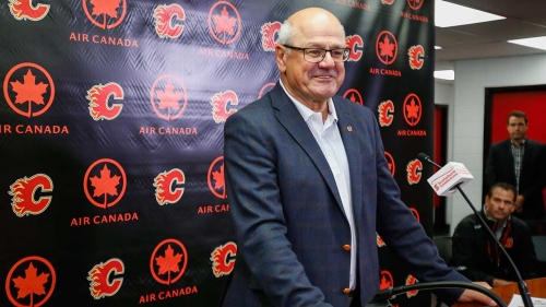Flames agree to talk with committee, thawing arena stalemate