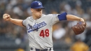 Dodgers Recall Brock Stewart As 26th Man For Game 2 Of Doubleheader Against Cubs