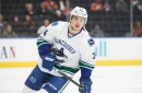 Reid Boucher Re-Signs With Vancouver Canucks