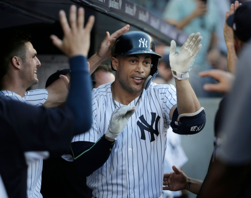 Giancarlo Stanton hits another home run as Yankees beat Mariners