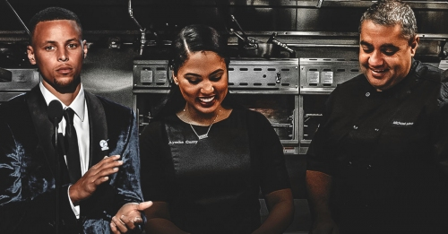 Warriors news: Ayesha Curry's restaurant coming to Houston