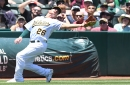 Bob Melvin on Chapman's injury, what he'd change about interleague