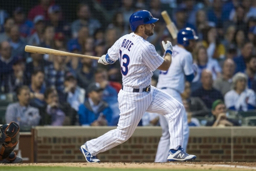Minor League Wrap: Bote's HR not enough to snap Iowa's losing streak