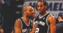 Kawhi Leonard is mad at comments from Tony Parker, didn't want to sit with Gregg Popovich