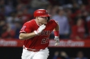 Trout stays hot, Angels hold on for 5-4 win over Arizona