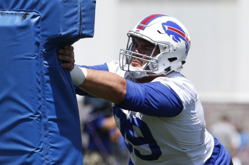 Bills Links, 6/20: Harrison Phillips is ready for the NFL
