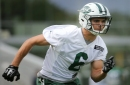 After offseason with Jared Goff, is Jets' Chad Hansen ready to thrive in 2018?