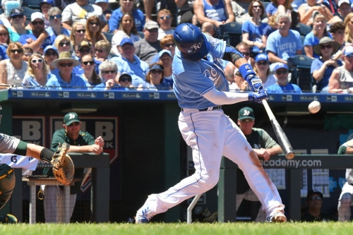 A blueprint is already set for one of the Royals most valuable trade pieces