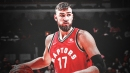 Jonas Valanciunas knows 'business' lies ahead in offseason of changes