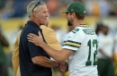 Brett Favre discusses relationship with Aaron Rodgers in radio interview