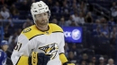 Predators' Austin Watson arrested on domestic assault charge