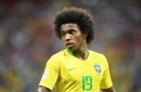 Manchester United Willian transfer odds slashed