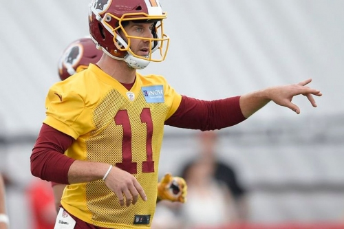 Daily Slop: Alex Smith makes strong first impression; Josh Doctson can reward Redskins patience with a big season