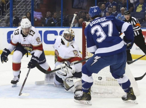 Lightning announce home opener: Oct. 6 vs. Panthers