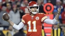 Redskins QB Alex Smith knows expectations on him will be high right away