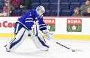 Calvin Pickard Re-Signs With the Toronto Maple Leafs