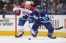Maple Leafs sign Connor Carrick, Calvin Pickard