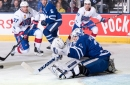 Maple Leafs sign Calvin Pickard to one-year extension