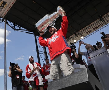 Capitals to raise Stanley Cup banner Oct. 3 against Bruins
