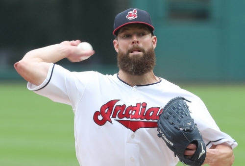 Corey Kluber tosses a gem, Jose Ramirez and Jason Kipnis homer as Cleveland Indians down Chicago White Sox, 12-0