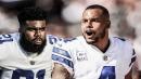 Cowboys QB Dak Prescott admits he was hurt by Ezekiel Elliott's absence last season