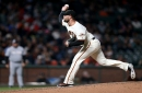 Giants' Strickland, tempered by tantrum, is in good company