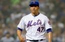 Mets option Hansel Robles to Las Vegas, call up Chris Flexen