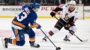 Mathew Barzal wins Calder Memorial Trophy as NHL's top rookie
