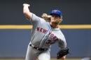 Noah Syndergaard shrugs off trade rumors, focused on returning from DL